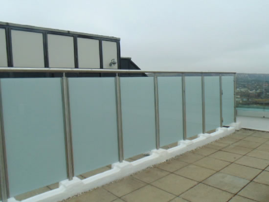 Sunrock Southern Infinty Glass Balustrades wind resistant to 200mph