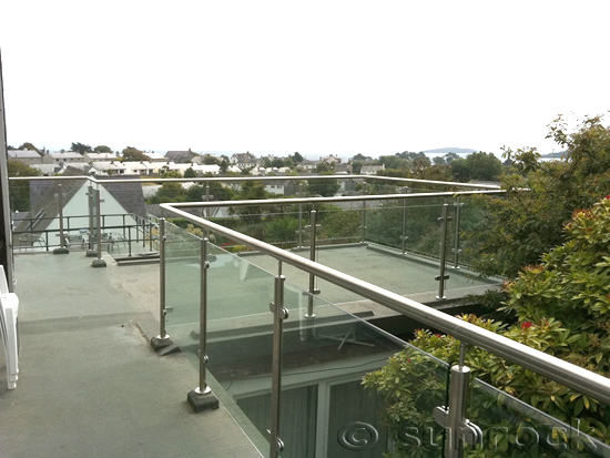 Balconies balustrades by sunrock balconies 2011 news for Balcony on roof
