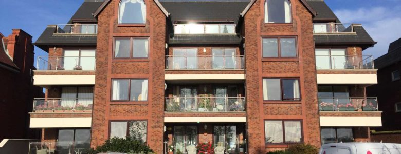 barbican glass balustrades grannys bay lytham