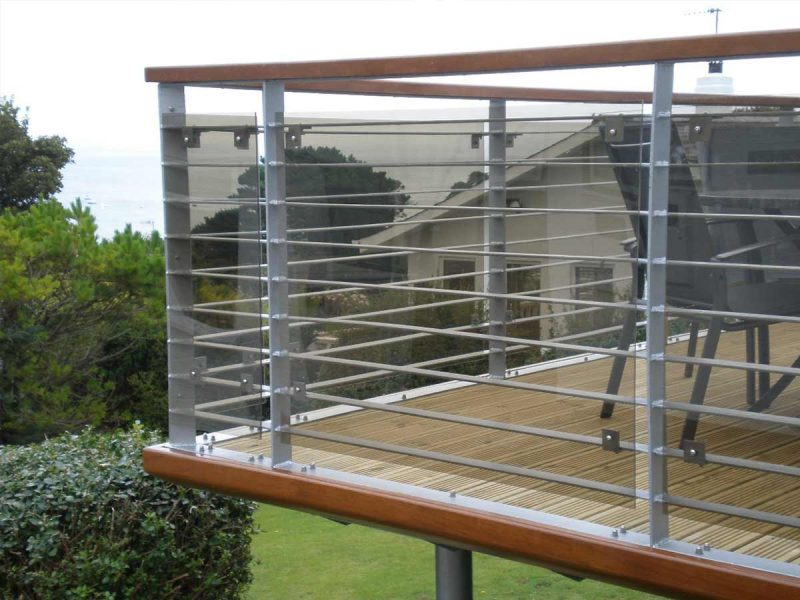 Steel Balconies Balcony With Steel Railings Sunrock