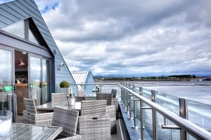 glass balustrades venu Pwllheli