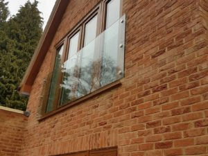 after infinity glass juliet balcony hampshire