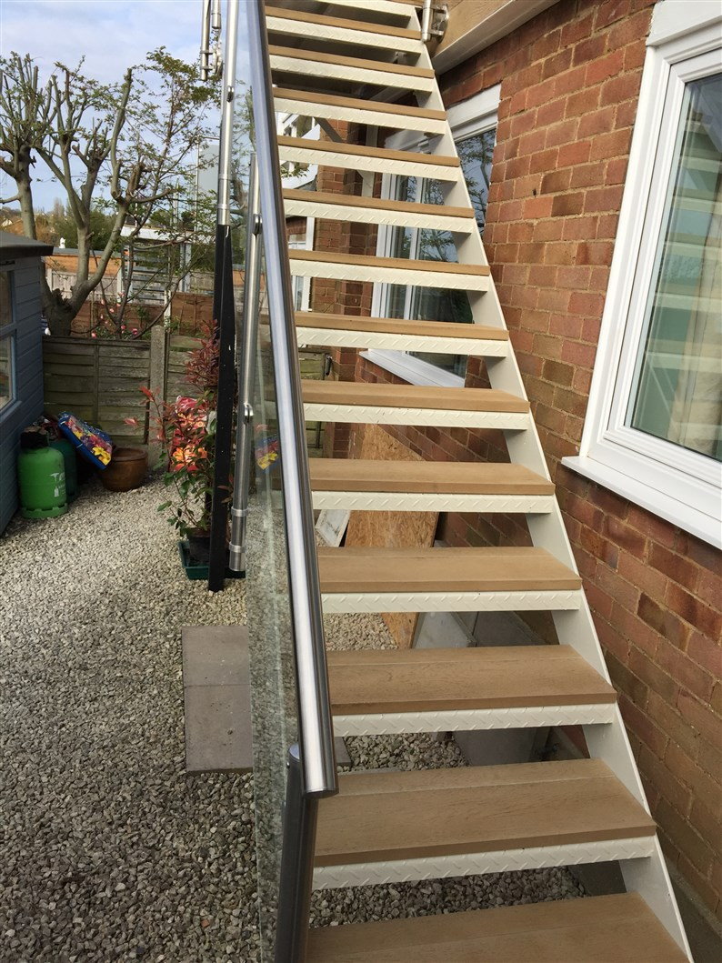 Sunrock Stairs And Steps For Balconies And Balustrades