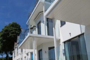 bespoke balcony frames cornwall