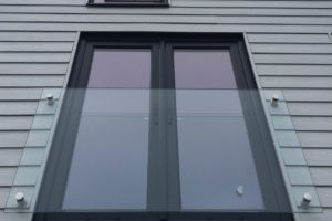 glass juliet balcony pwllheli