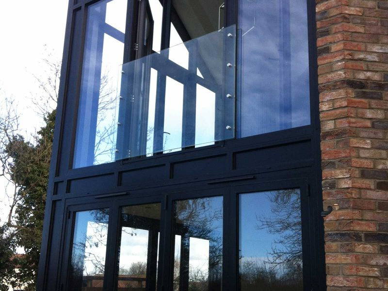 juliet infinity glass balcony lincolnshire