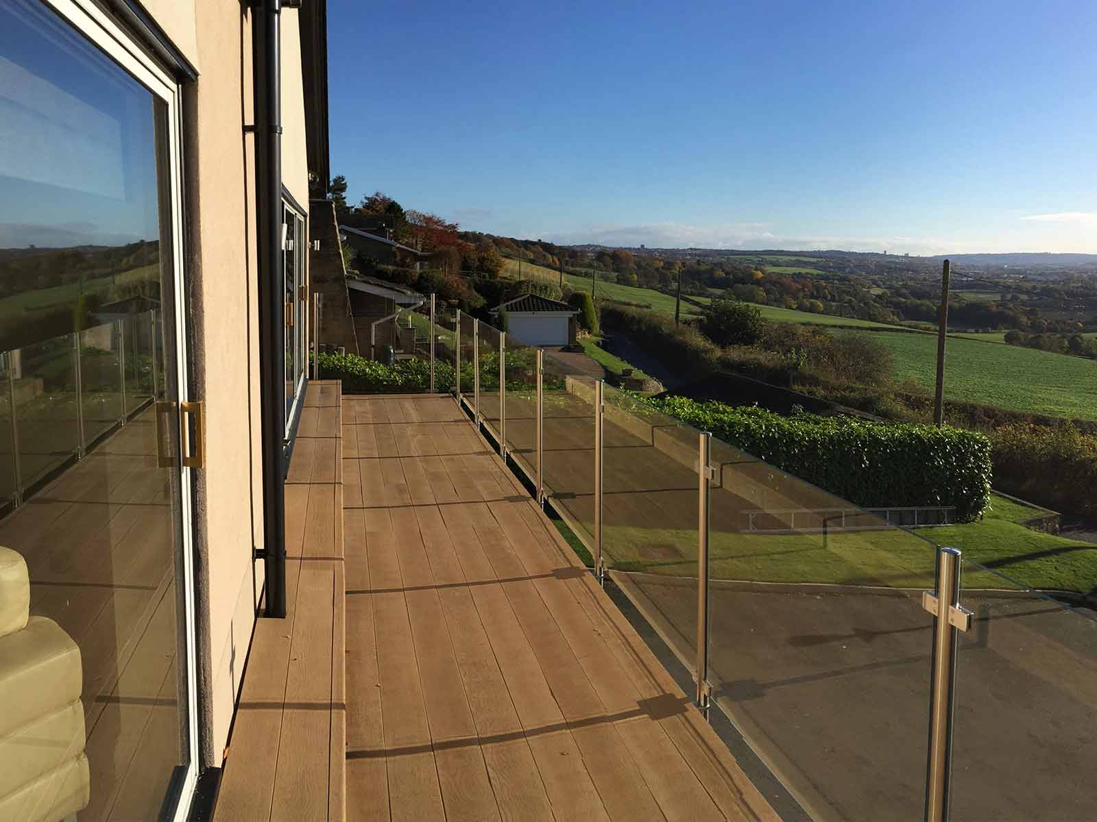 glass stainless steel balustrades newcastle