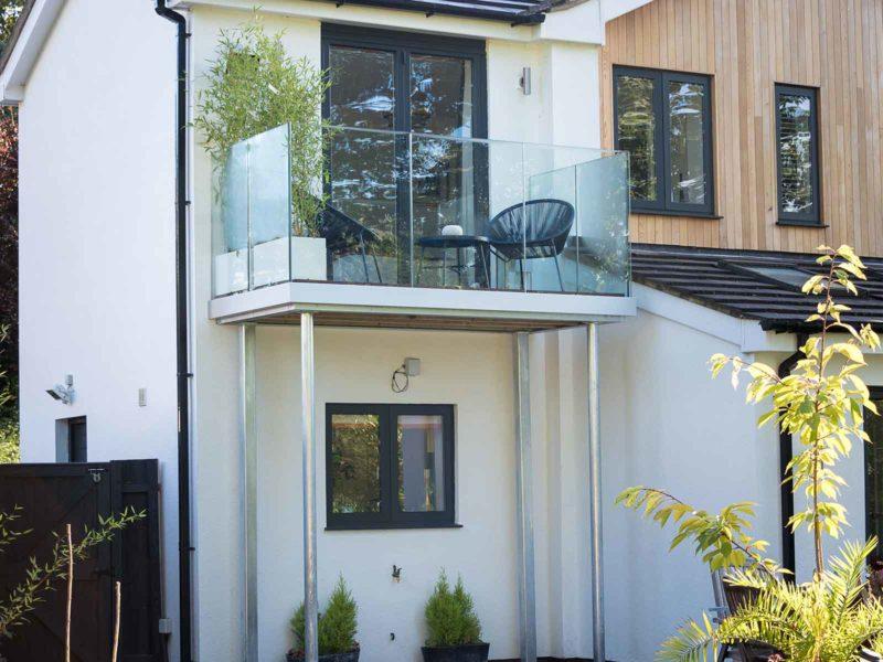 sunrock glass balconies
