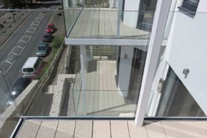 seamless glass balconies cornwall